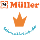 Schnullerkette mit Namen Müller