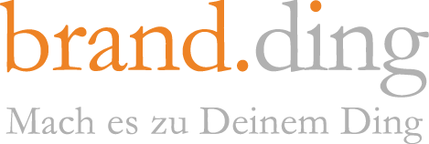 Brandding Logo Orange