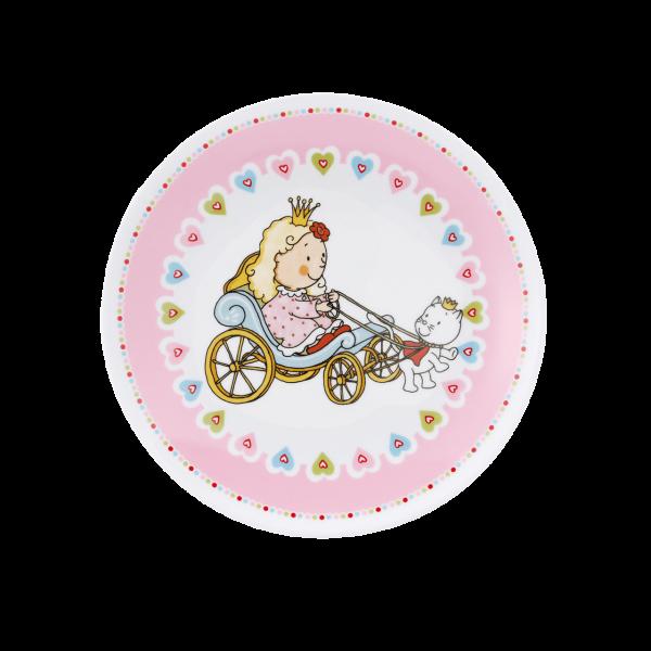 Puresigns Prinzessin Nelia Kinderteller Porzellan Ersatzteller