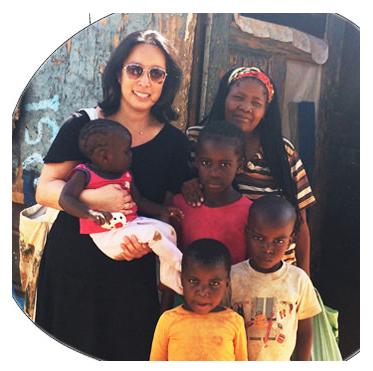 Schnullireich Hilft in Namibia